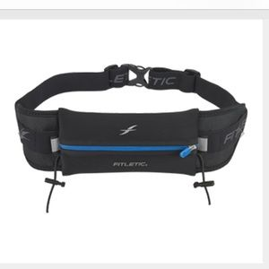 NEO I FITNESS RUNNING BELT Black and Blue